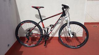 Bicicleta de montaña MMR Woki 00 Team replica