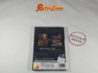 Quake III Revolution PS2 (Precintado)