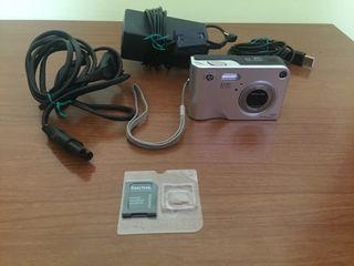 Cámara fotográfica digital HP Photosmart R507