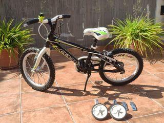 Bicicleta Quer para niño