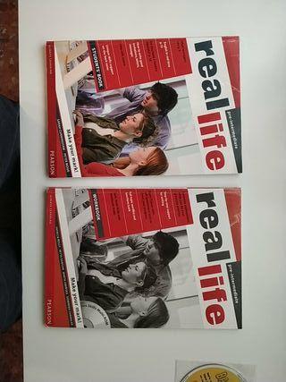 REAL LIFE + CD Libros de inglés