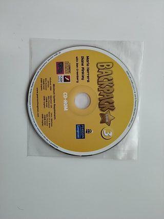 BACKPACK 3 CD