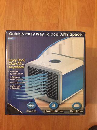 Aire acondicionado y purificador de aire