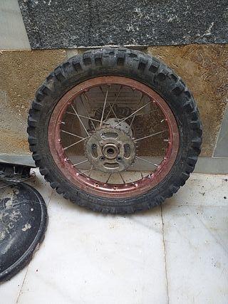Rueda pit bike
