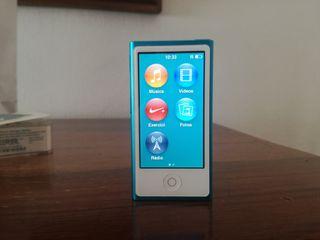 iPod nano 7G 16Gb Azul