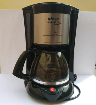 Cafetera Ufesa Avanti 70 Inox