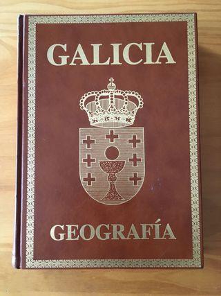 Libro Galicia geografia.