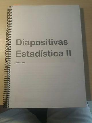 Diapositivas Estadística II (2) UMA FICO.