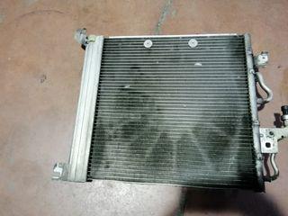 evaporador , radiador aire acondicionado Astra h