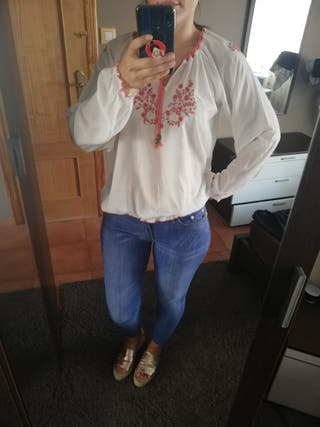 Blusa marca Flamenco