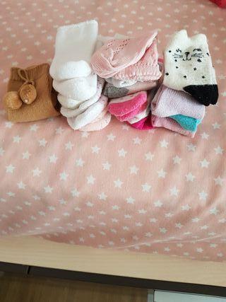 Lote productos bebé hasta 1 año