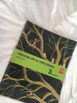 Libro : Ciencias de la naturaleza 3primaria