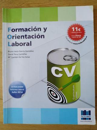 Libro de FOL para Formación Profesional