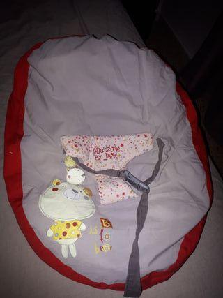 cojín embarazo-lactancia-portabebe