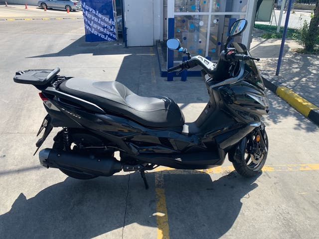 Kawasaki j300 ABS