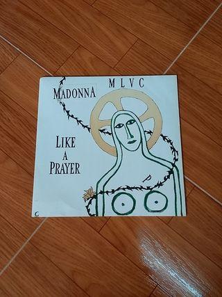 MADONNA like a prayer