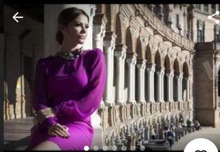 vestido Maria Jose Suarez