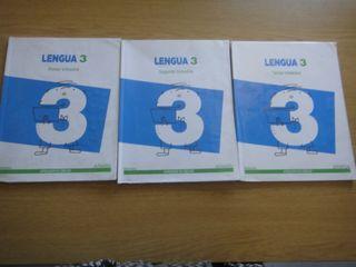 Libros Lengua 3 Primaria Anaya Aprender es Crecer