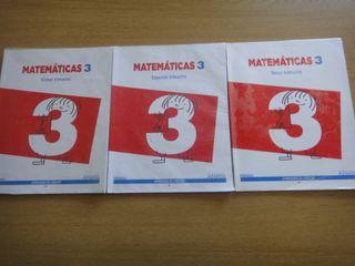Libro Matemáticas 3 Primaria Anaya Aprender es Cre