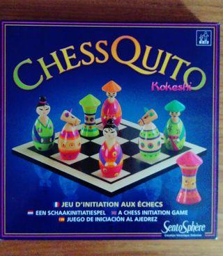 juego de mesa Chessquito HABA