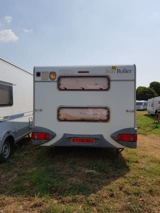 caravana sun rolex queen luxe tres ambientes.