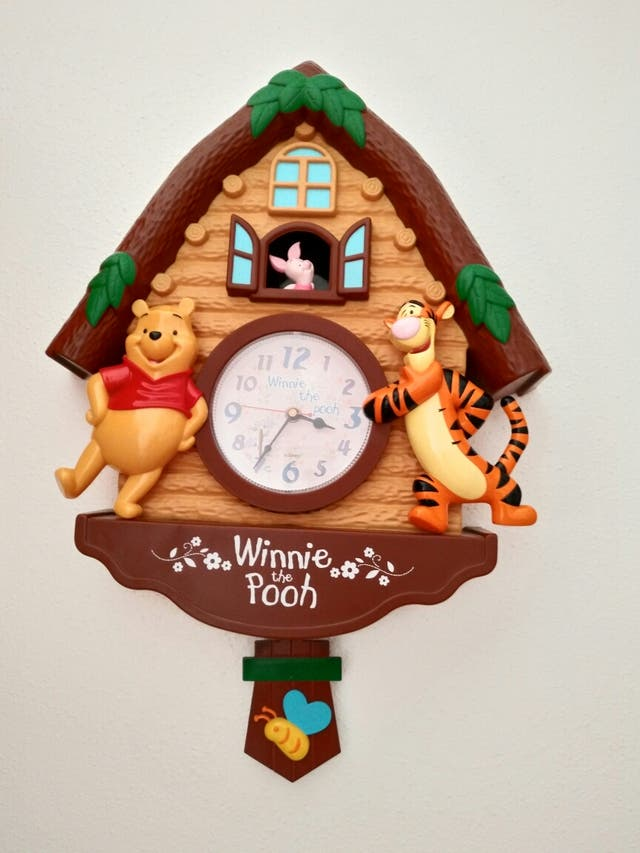 Reloj Winne the Pooh