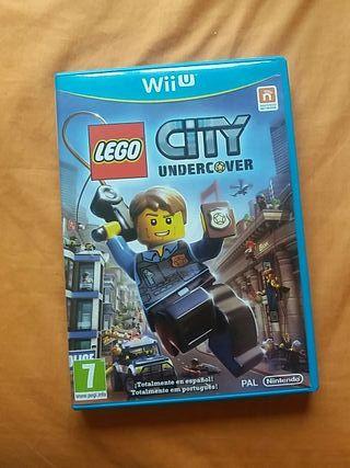 Lego City Undercover para Wii U
