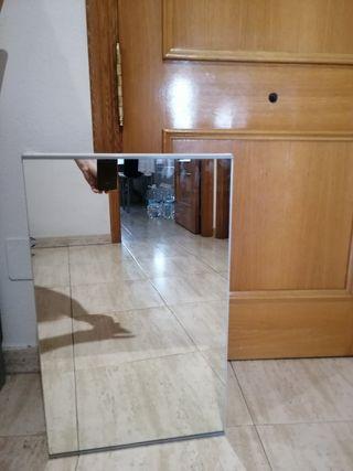 estante con espejo ikea