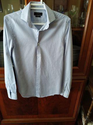 Camisa caballero, Talla 38