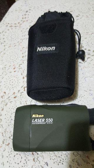 Medidor de distancia Nikon