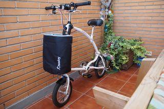 Bicicleta Ossby Curve