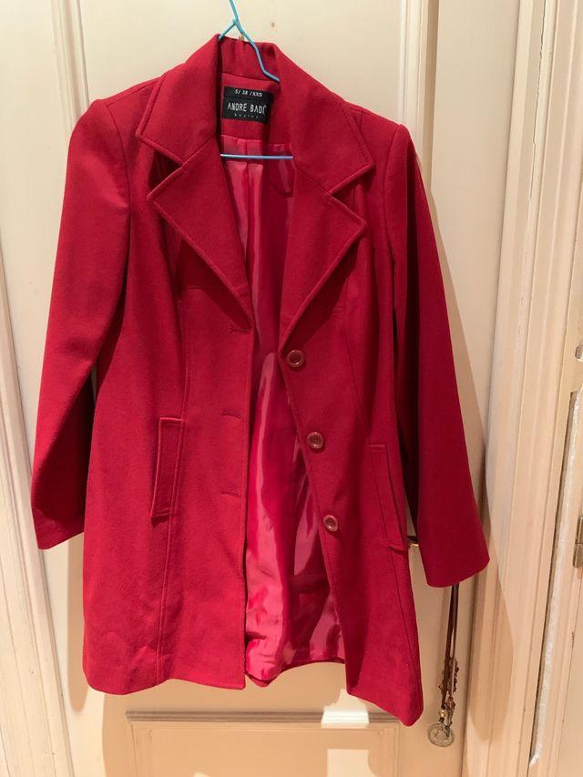 Manteau en laine (nouveau)
