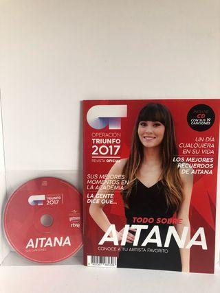 Disco Aitana: Operación Triunfo 2017