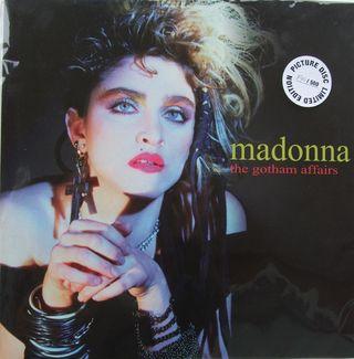 Madonna The Gotham Affairs