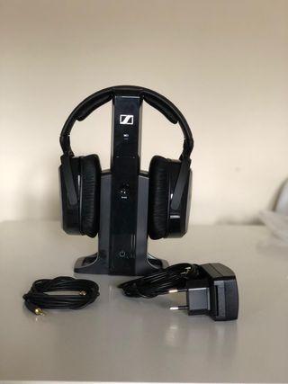 Auriculares inalámbricos - Sennheiser RS 165