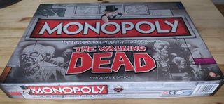 "Monolopy Edición Especial ""The Walking Dead"""