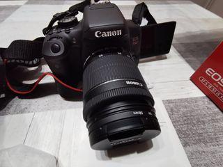 Canon eos 750d + 18-55 + 70-300