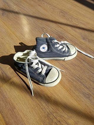 Zapatillas Converse talla 24