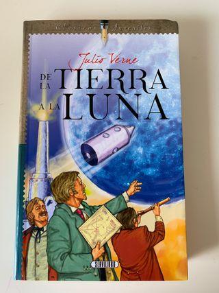 Julio Verne de la tierra a la luna