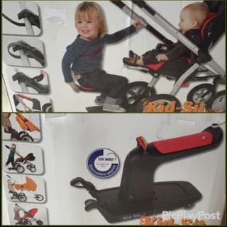 patinete carro, silla de paseo universal. kid sit