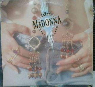 Disco de vinilo lp MADONNA - Like a prayer