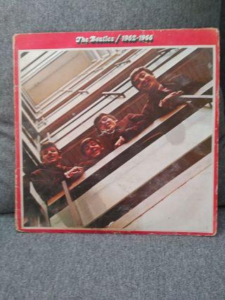Disco antiguo vinilo The Beatles