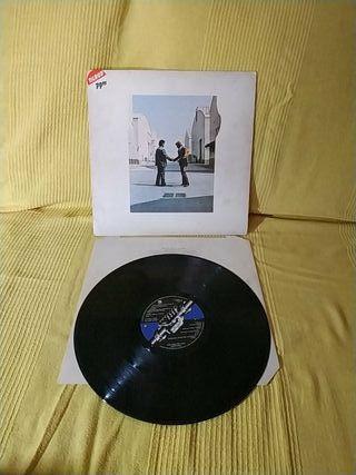 Vinilo Pink Floyd (Uk)