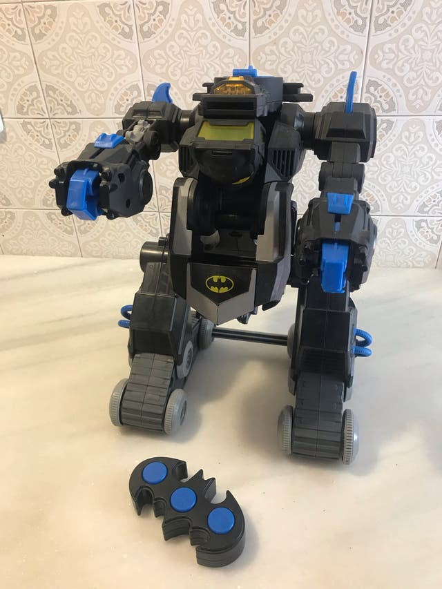BatRobot imaginext Fisher Price