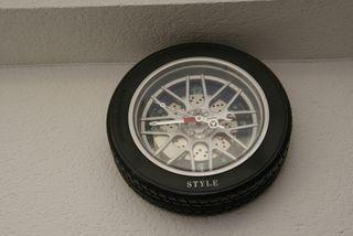 rueda de reloj