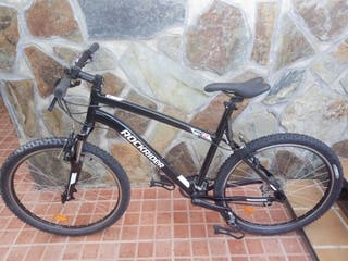 Bicicleta de montaña rockrider 5.2.
