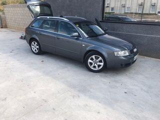 Audi A4 2002 1.9 130C