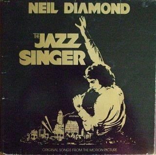 Disco de vinilo lp Neil Diamond The Jazz Singer