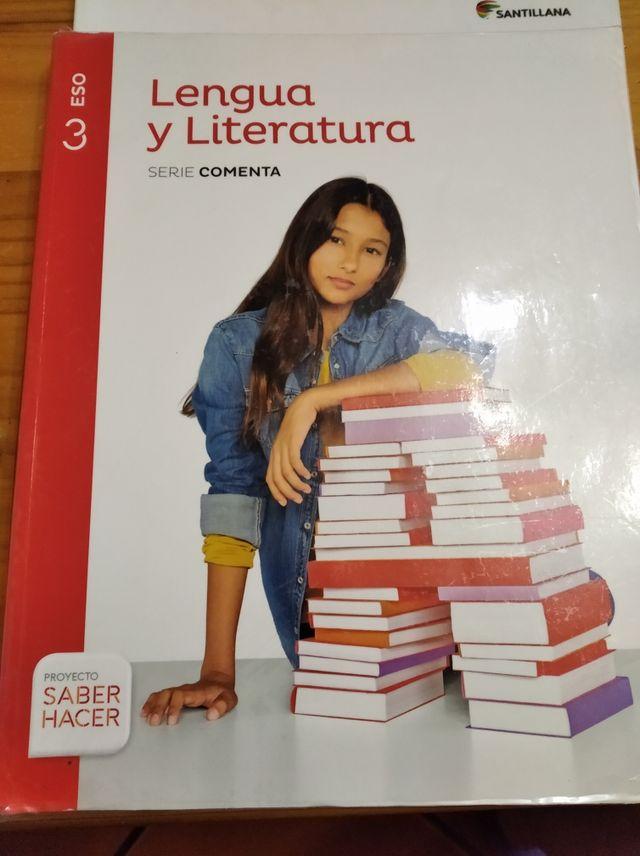 Libros de texto 3°eso