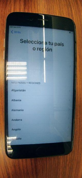 IPhone 6s Plus placa base irreparable